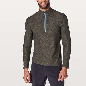 Lululemon   Men's Surge Warm 1/2 Zip Pullover sz S